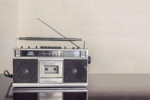 Wohin mit der alten Stereoanlage?