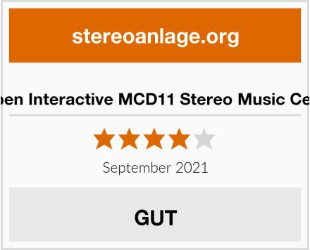 Bigben Interactive MCD11 Stereo Music Center Test