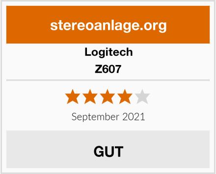 Logitech Z607 Test