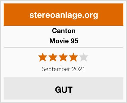 Canton Movie 95 Test