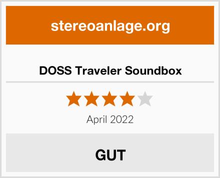 DOSS Traveler Soundbox Test
