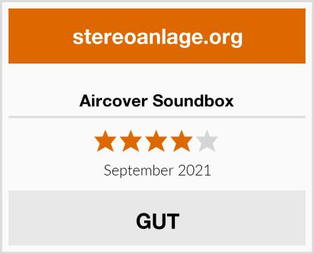 Aircover Soundbox Test