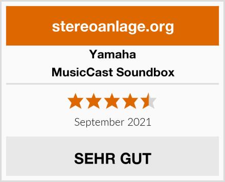 Yamaha MusicCast Soundbox Test