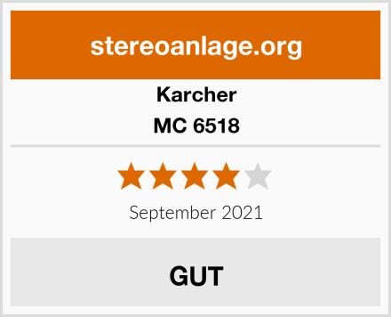 Karcher MC 6518 Test
