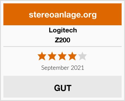 Logitech Z200 Test