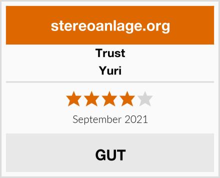 Trust Yuri Test