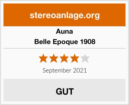 Auna Belle Epoque 1908 Test