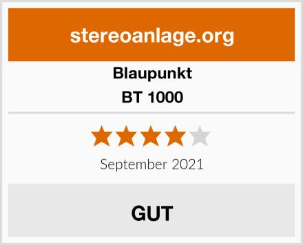 Blaupunkt BT 1000 Test