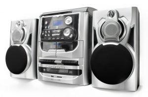 Stereoanlagen mit CD-Wechsler