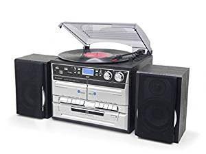 Stereoanlagen mit Plattenspieler