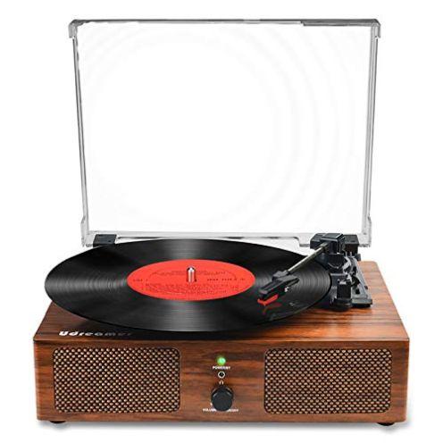 Udreamer Vinyl Plattenspieler
