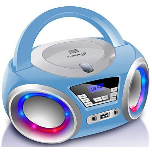 Cyberlux Kinder Stereo Anlage