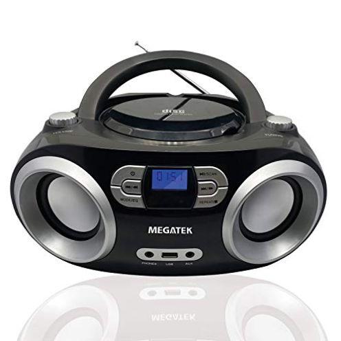 Megatek CB-M25BT Boombox
