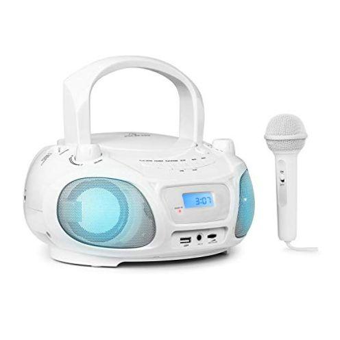 Auna Roadie Sing CD-MP3 Karaoke Player
