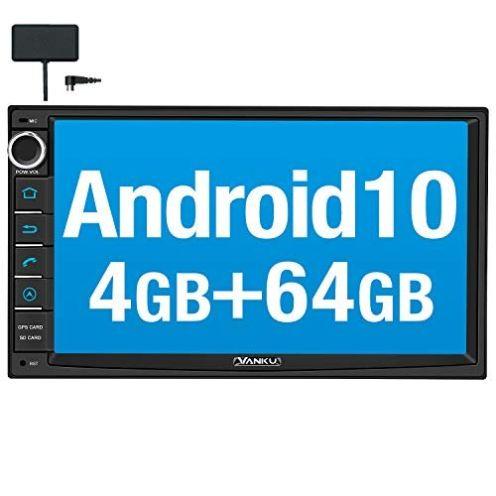 Vanku Android 10 Autoradio mit Navi