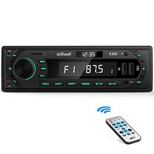 ieGeek Autoradio Bluetooth