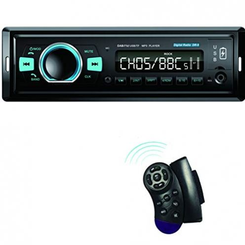 M.I.C.DR-9 DAB+ Autoradio mit Bluetooth