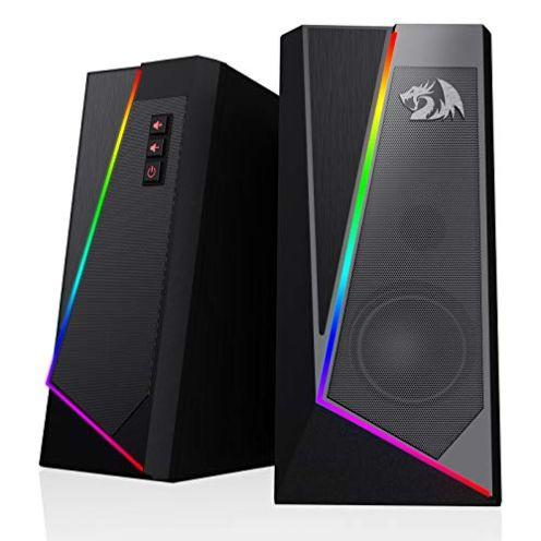 Redragon GS520 Anvil RGB Desktop-Lautsprecher