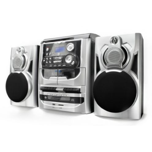 Dual MP 301 Mini-Stereo-System