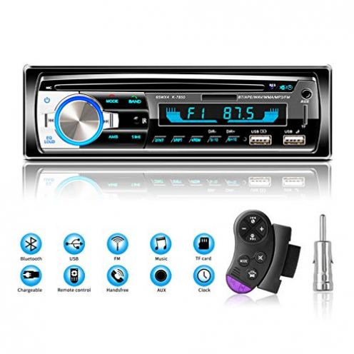 Lifelf Autoradio mit Bluetooth