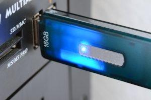 Stereoanlage erkennt USB Stick nicht